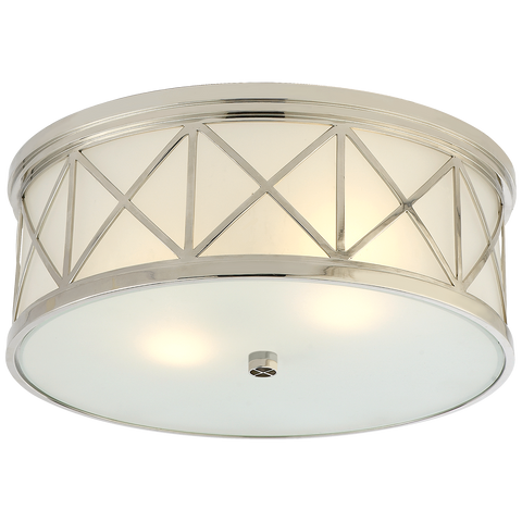 Montpelier Large Flush Mount by Suzanne Kasler