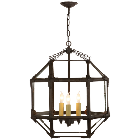 Morris Medium Lantern by Suzanne Kasler
