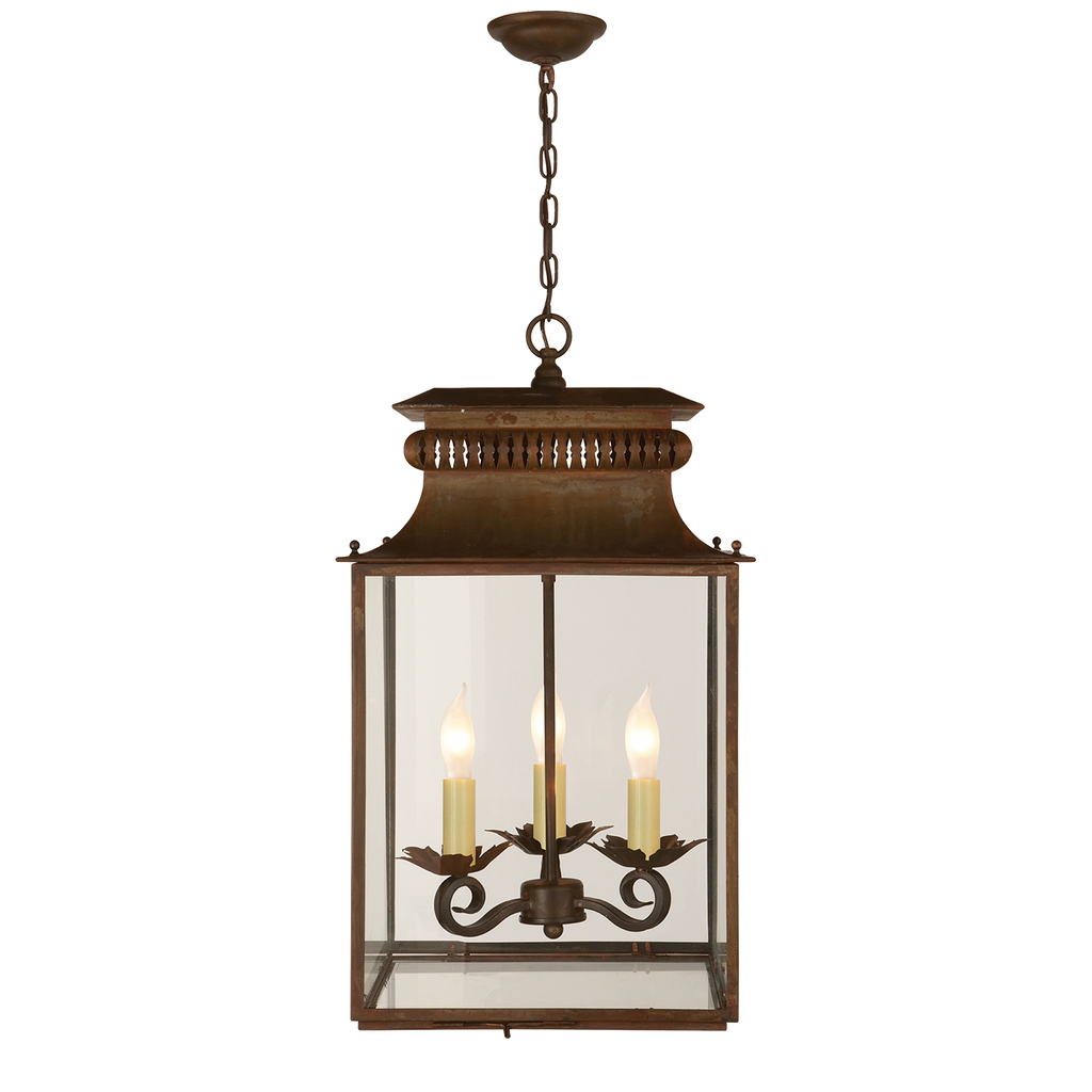 Honore Small Lantern by Suzanne Kasler