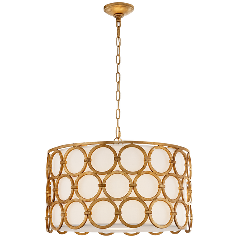 Alexandra Medium Hanging Shade by Suzanne Kasler