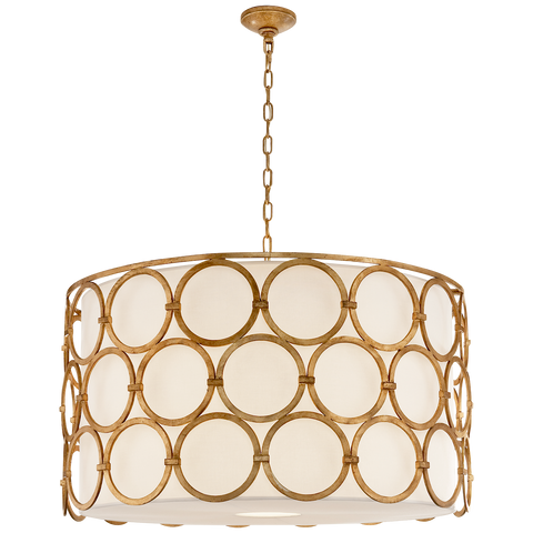 Alexandra Large Hanging Shade by Suzanne Kasler