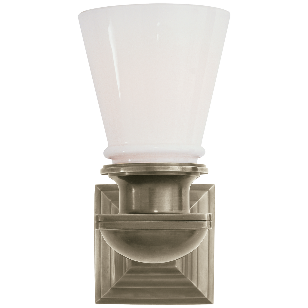 New York Subway Single Light by Chapman & Myers
