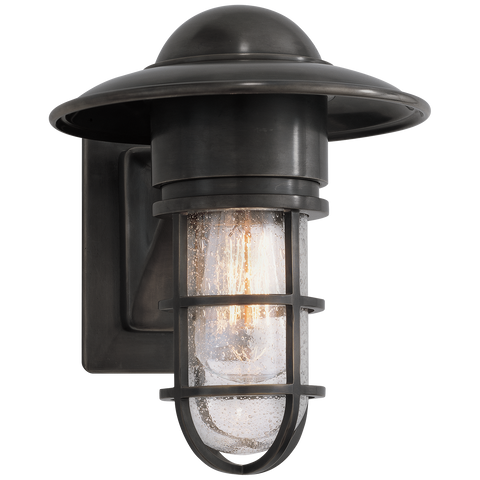 Marine Indoor/Outdoor Wall Light by Chapman & Myers