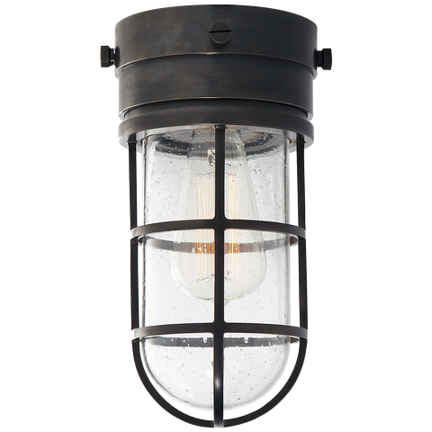 Marine Indoor / Flush Mount Light by Chapman & Myers