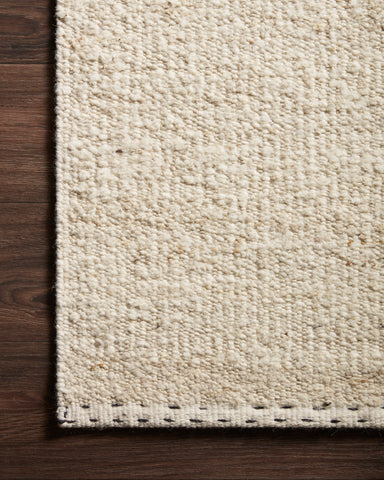 Sloane Rug in Oatmeal by Loloi