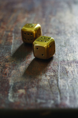 Bevelled Dice design by Sir/Madam