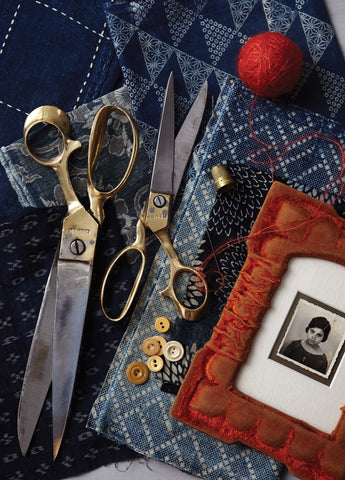 Maker Brass Tailoring Shears