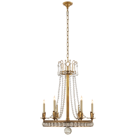 Regency Medium Chandelier by Joe Nye