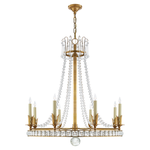 Regency Large Chandelier by Joe Nye