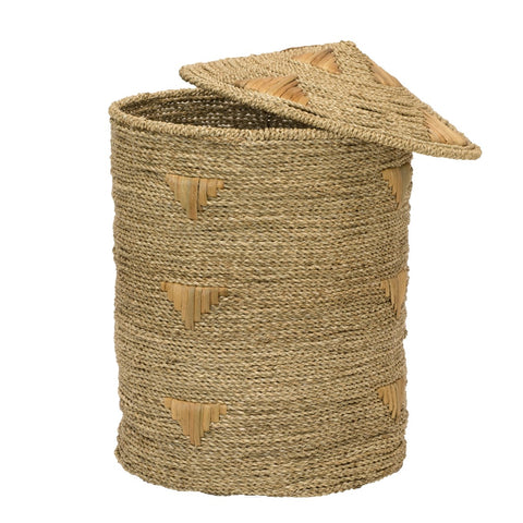 Sonora Lidded Basket design by Selamat