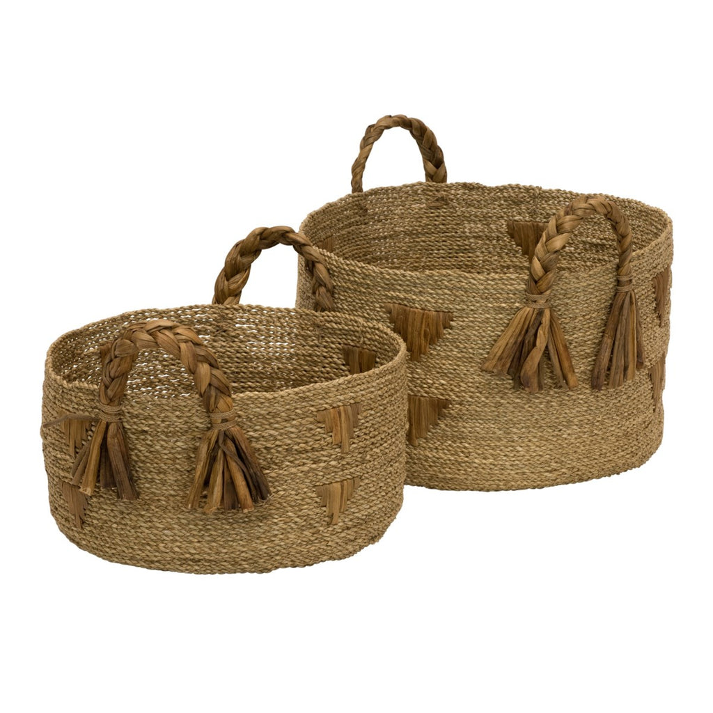 Set of 2 Sonora Nesting Baskets design by Selamat