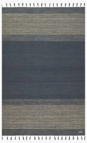 Solano Rug in Blue design by Ellen DeGeneres for Loloi
