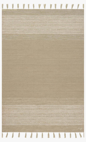 Solano Rug in Sage design by Ellen DeGeneres for Loloi