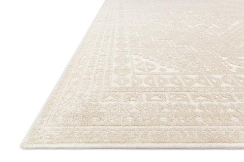 Sonoma Rug in Ivory / White by ED Ellen DeGeneres Crafted by Loloi