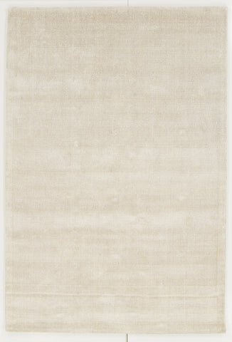 Sopris Collection Hand-Woven Area Rug in Ivory