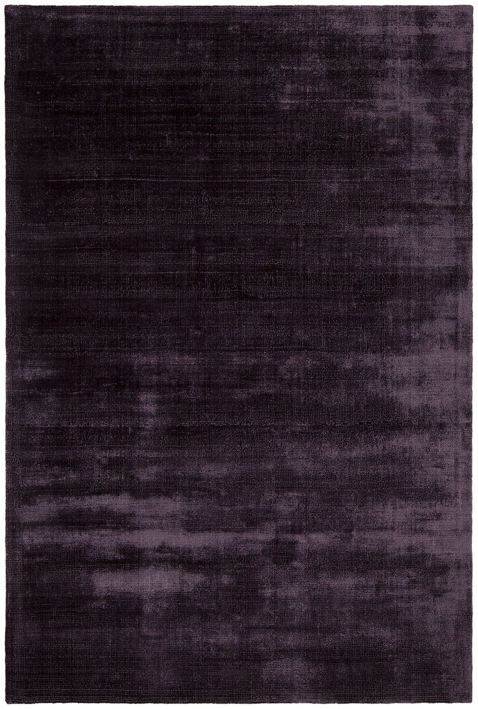 Sopris Collection Hand-Woven Area Rug in Purple