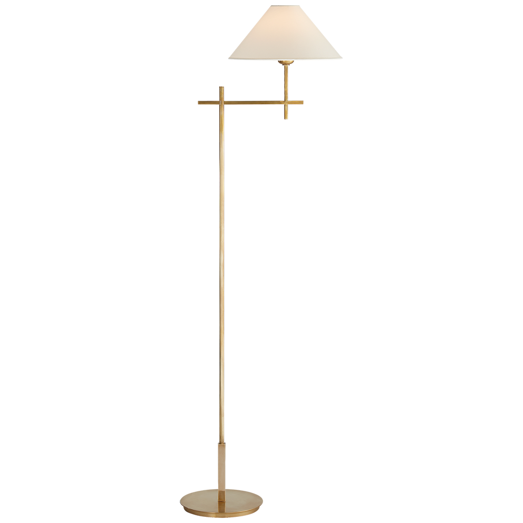 Hackney Bridge Arm Floor Lamp by J. Randall Powers