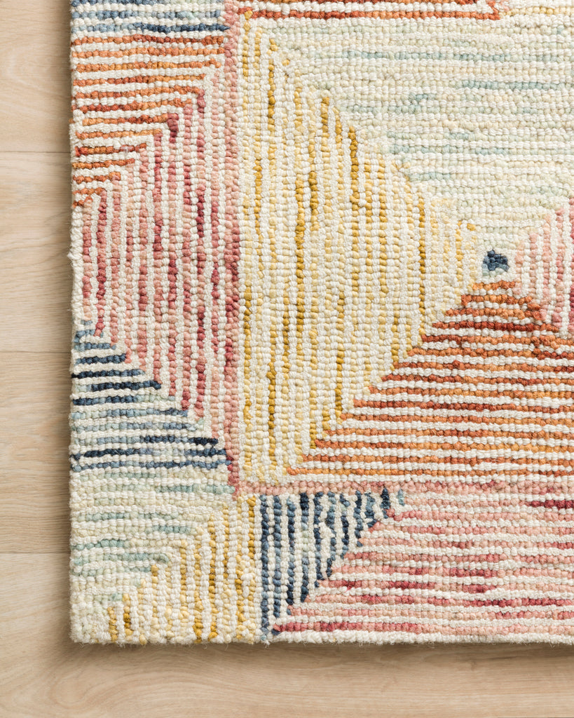 Spectrum Rug in Ivory / Multi by Loloi II