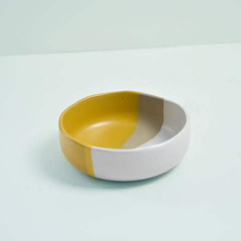 Spice Route Nibbles Bowl design by Dassie Artisan