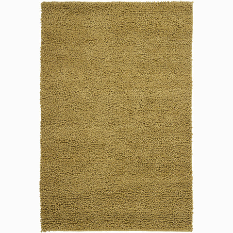 Strata Collection Hand-Woven Area Rug in Gold design by Chandra rugs