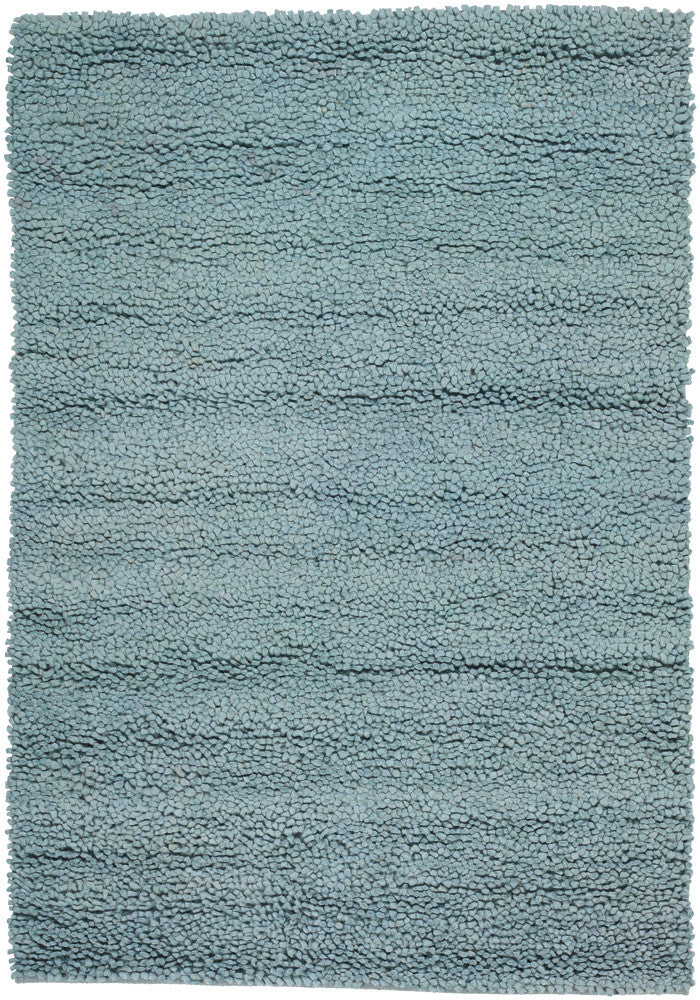 Strata Collection Hand-Woven Area Rug in Blue design by Chandra rugs