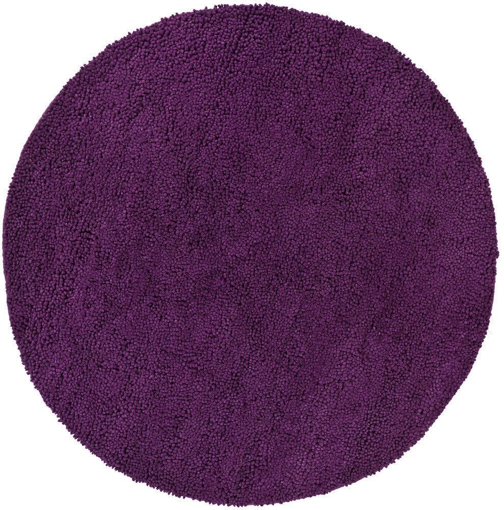 Strata Collection Hand-Woven Area Rug in Purple design by Chandra rugs