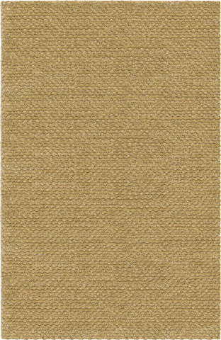 Strata Collection Hand-Woven Area Rug in Gold & Tan design by Chandra rugs