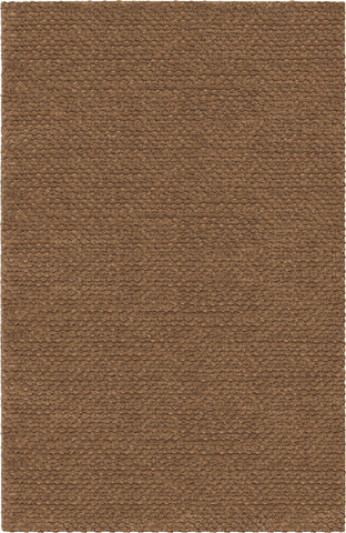 Strata Collection Hand-Woven Area Rug in Brown design by Chandra rugs