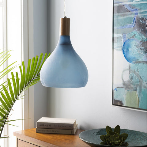 Storey STY-005 Pendant in Denim by Surya