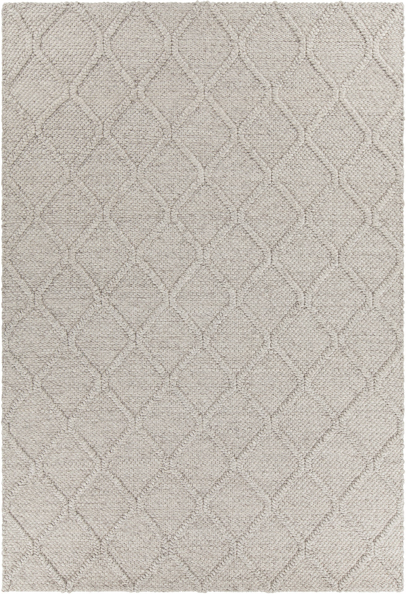 Sujan Collection Hand-Woven Area Rug in Grey design by Chandra rugs - Sujan Collection Hand-Woven Area Rug In Grey Design By Chandra
