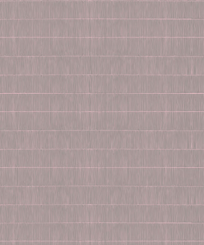 Salt of the Earth Wallpaper in Pink Thread from the Wallpaper Republic Collection by Milton & King