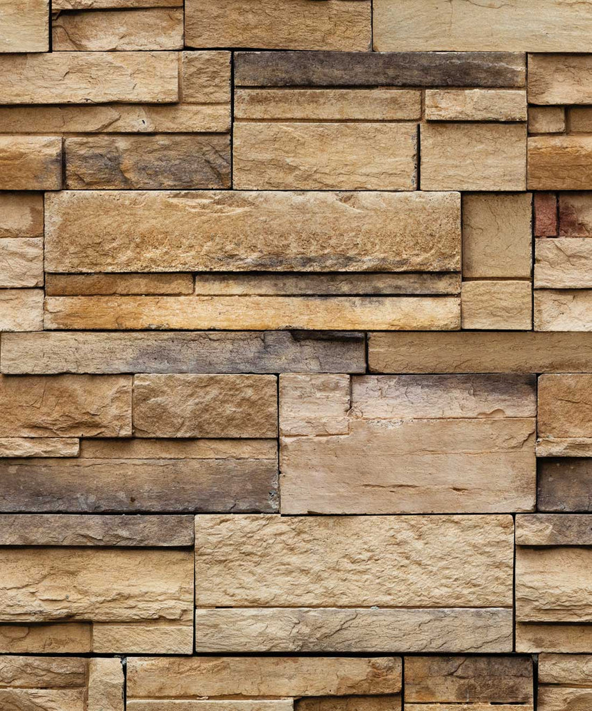 Sample Sandstone Shale Wallpaper from the Kemra Collection by Milton & King