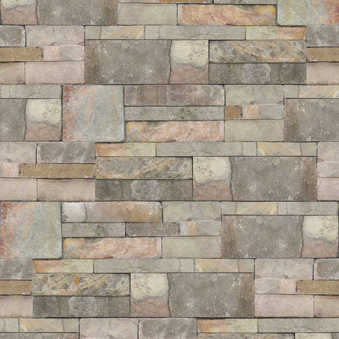 Sandstone Wallpaper in Natural from the Strata Collection by Graham & Brown