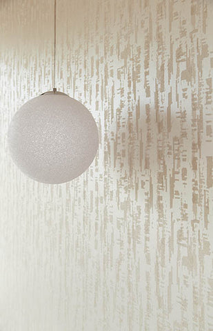 Sariya Glass Beads Texture Wallpaper from the Venue Collection by Brewster Home Fashions