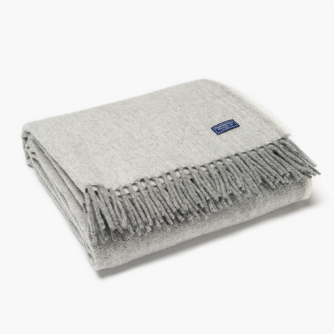 Ashby Twill Wool Throw design by Faribault