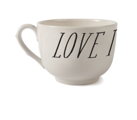 Love Is Love Grand Cup design by Sir/Madam