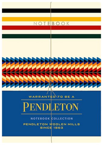 Pendleton Notebook Collection By Pendleton Woolen Mills