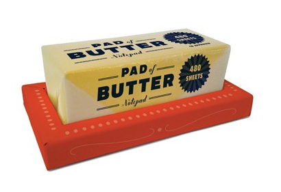 Pad of Butter By Chronicle Books