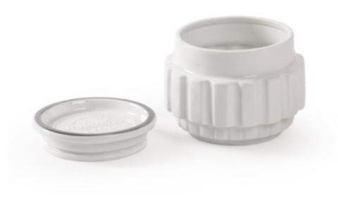 Diesel- Machine Collection Silver Edge Small Jar by Seletti