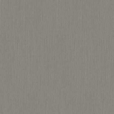 Seagrass Faux Grasscloth Wallpaper in Grey and Silver by York Wallcoverings