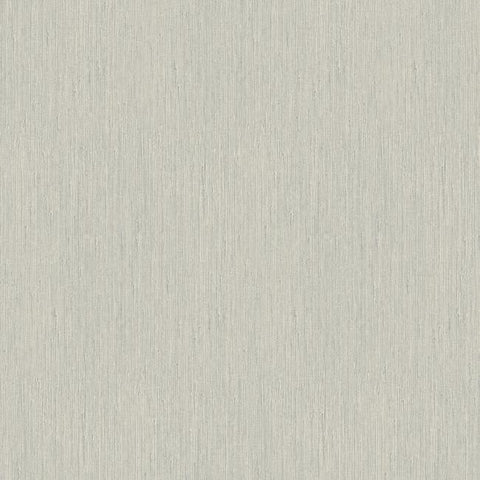 Seagrass Faux Grasscloth Wallpaper in Pale Grey by York Wallcoverings
