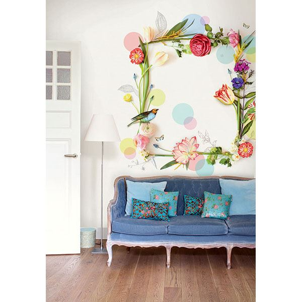 Seize the Day Wall Mural by Eijffinger for Brewster Home Fashions