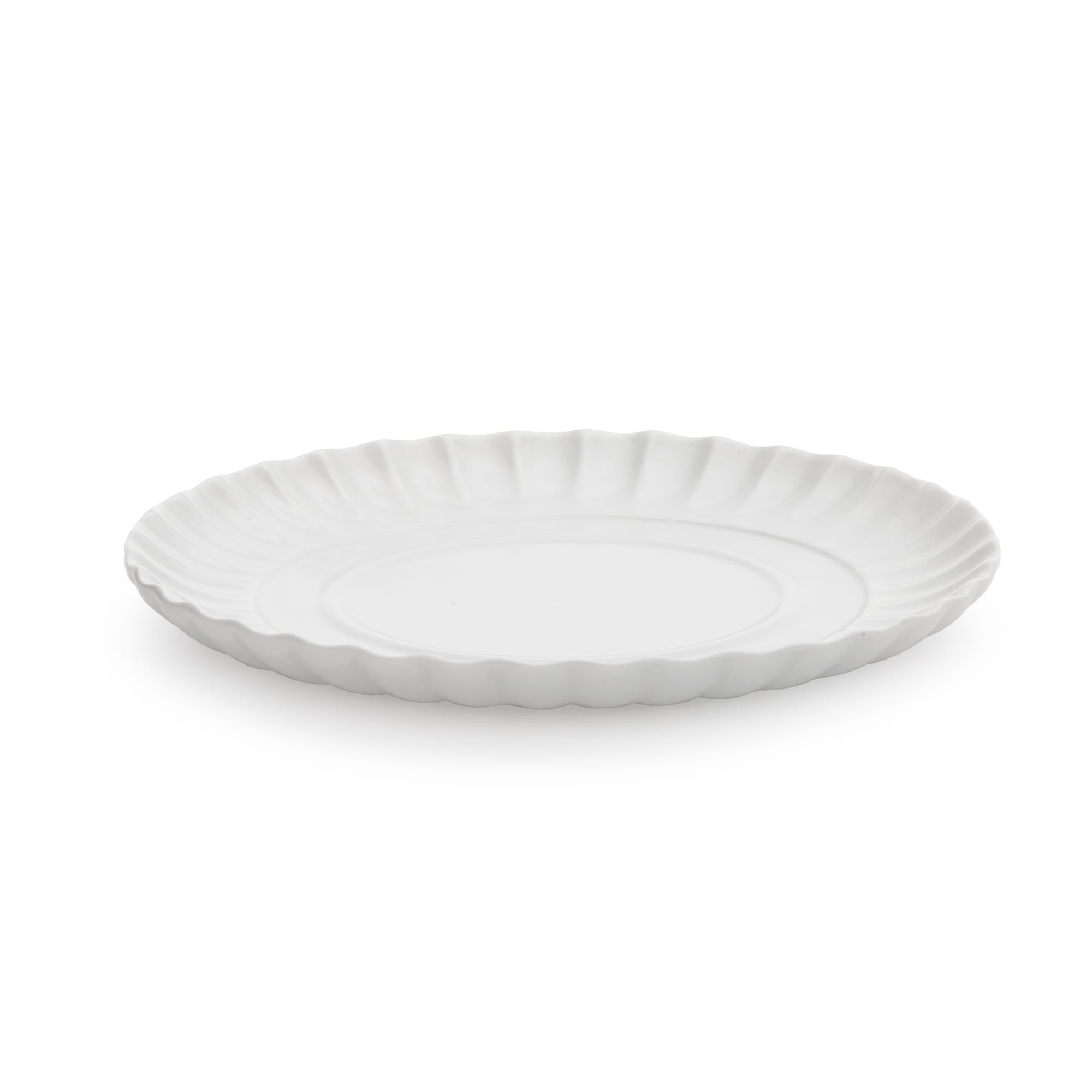 Set of 6 Estetico Quotidiano The Small Ripple Tray design by Seletti