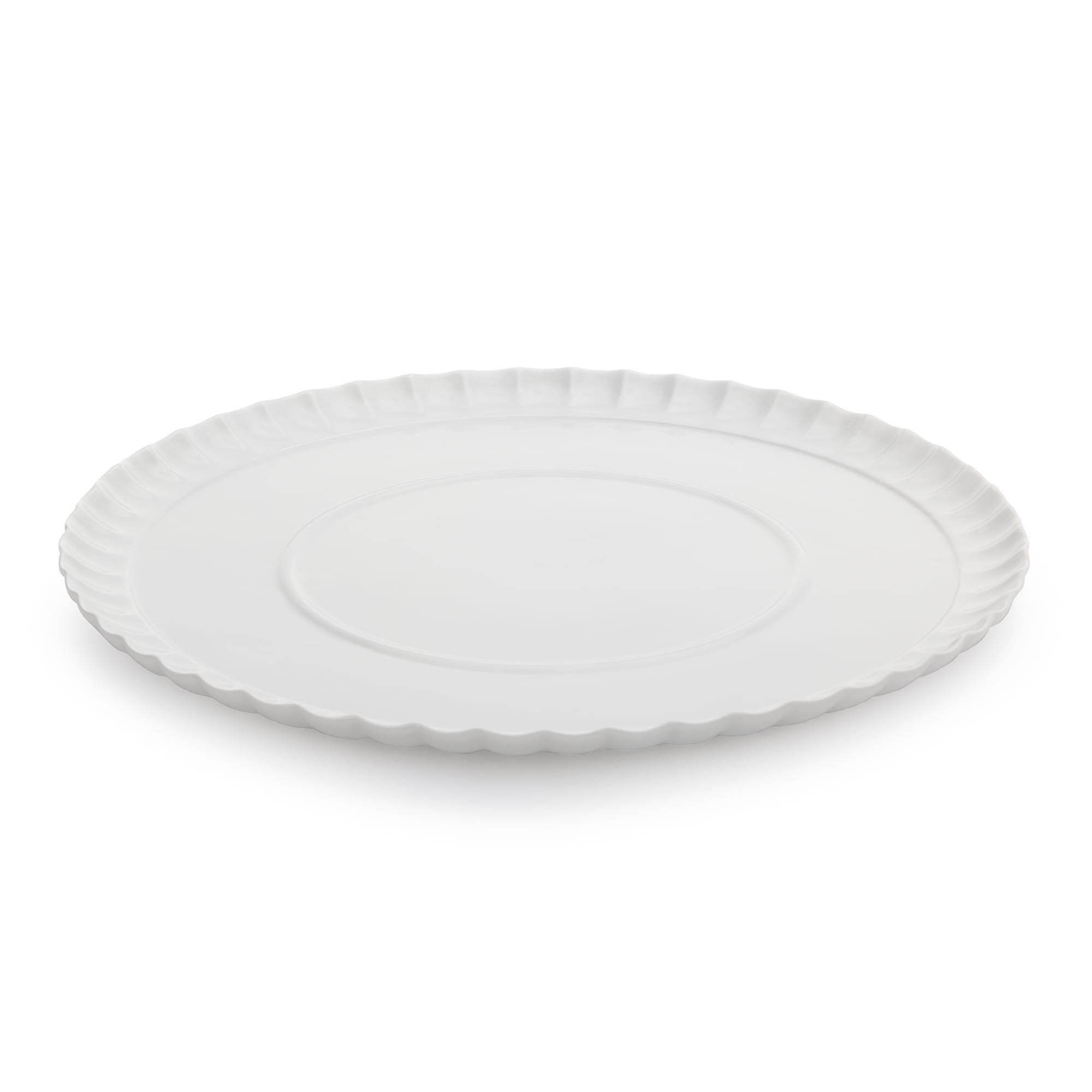 Estetico Quotidiano The Large Ripple Tray design by Seletti