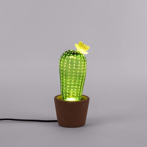 Cactus Sunrise Lamp 1 design by Seletti