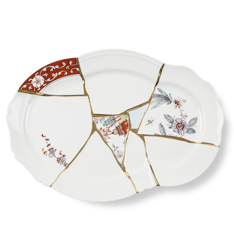 Kintsugi Tray by Seletti