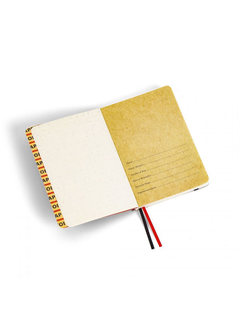 Notebook Medium Spaghetti