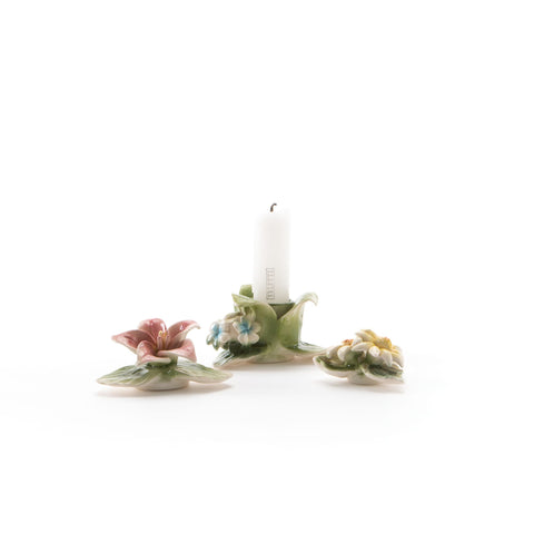 The Magnets & Candle Holder  Set of 3 #3 design by Seletti