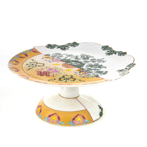Hybrid Raissa Porcelain Cake Stands design by Seletti