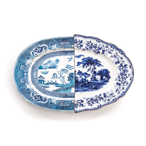 Hybrid Diomira Porcelain Tray design by Seletti